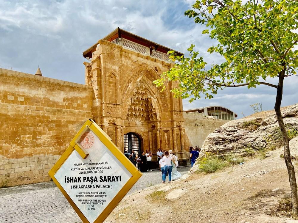 Ağrı'da Osmanlı mimarisinin eşsiz örneği: İshak Paşa Sarayı - 2