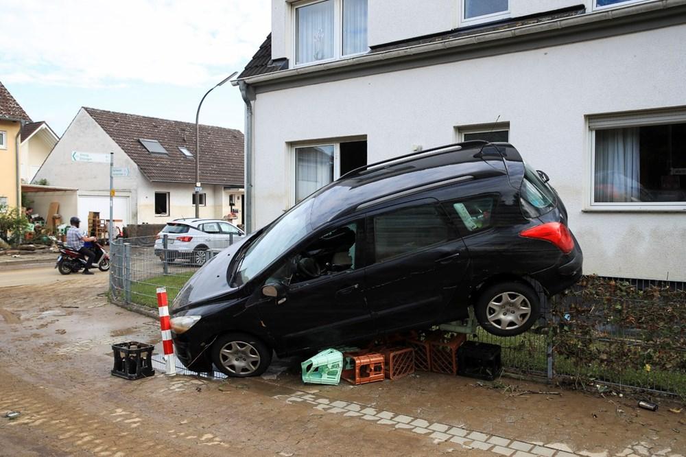 Almanya'da sel felaketi: Ölü sayısı 80'i aştı - 11