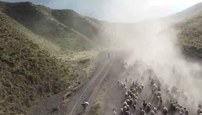 Tozlu yolda zorlu yolculuk