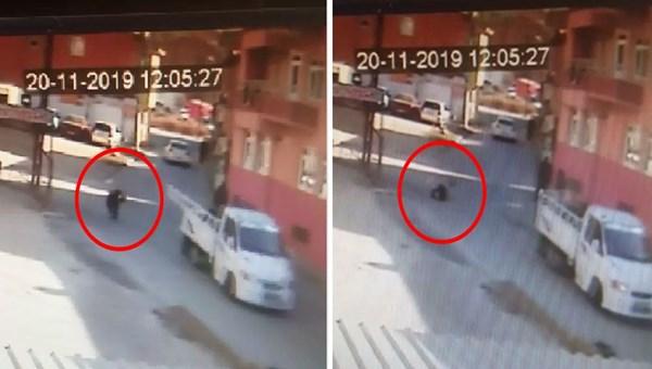 Önce Çankırı sonra Çorum'da: Açık unutulan kamyonet kapağı ağır yaraladı