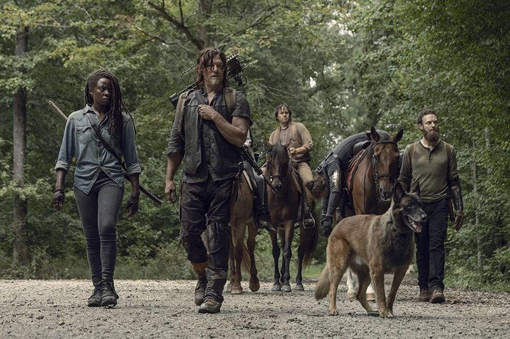 The Walking Dead komedisi geliyor - 6