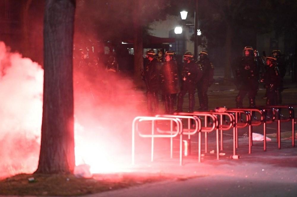 PSG finali kaybetti, Paris karıştı: 83 gözaltı - 2