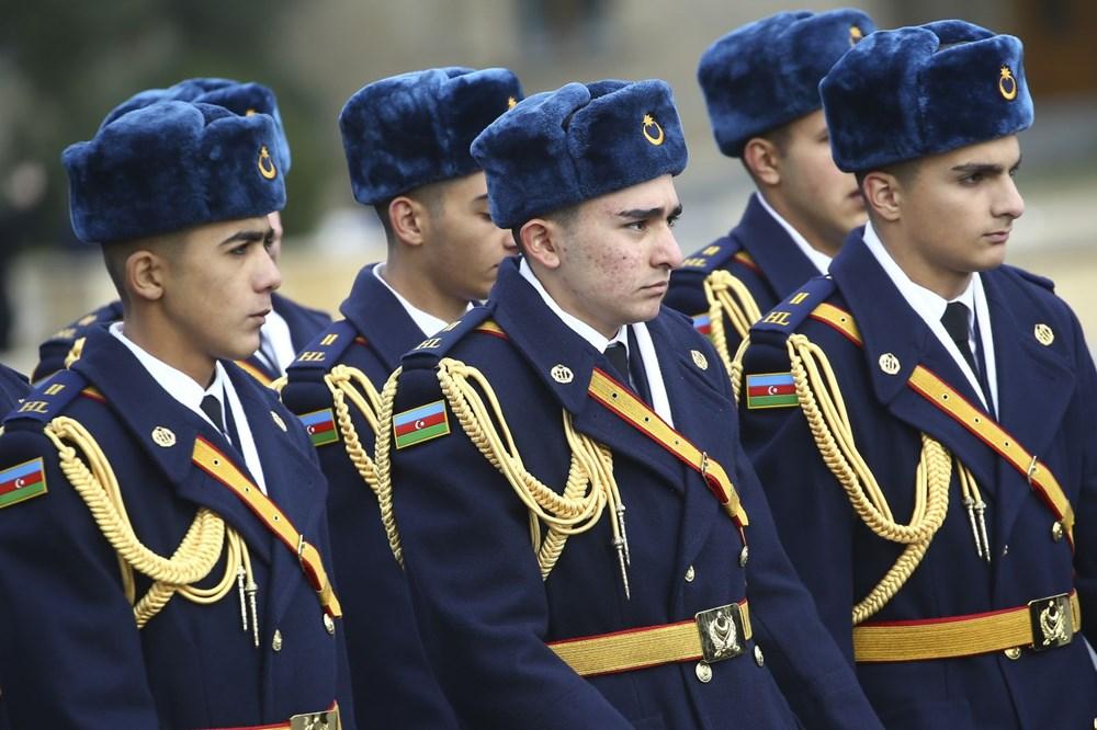Bakü'de Karabağ zaferi kutlaması - 21