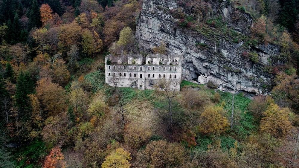 Vazelon Manastırı'nın restorasyonu başka bahara kaldı - 4