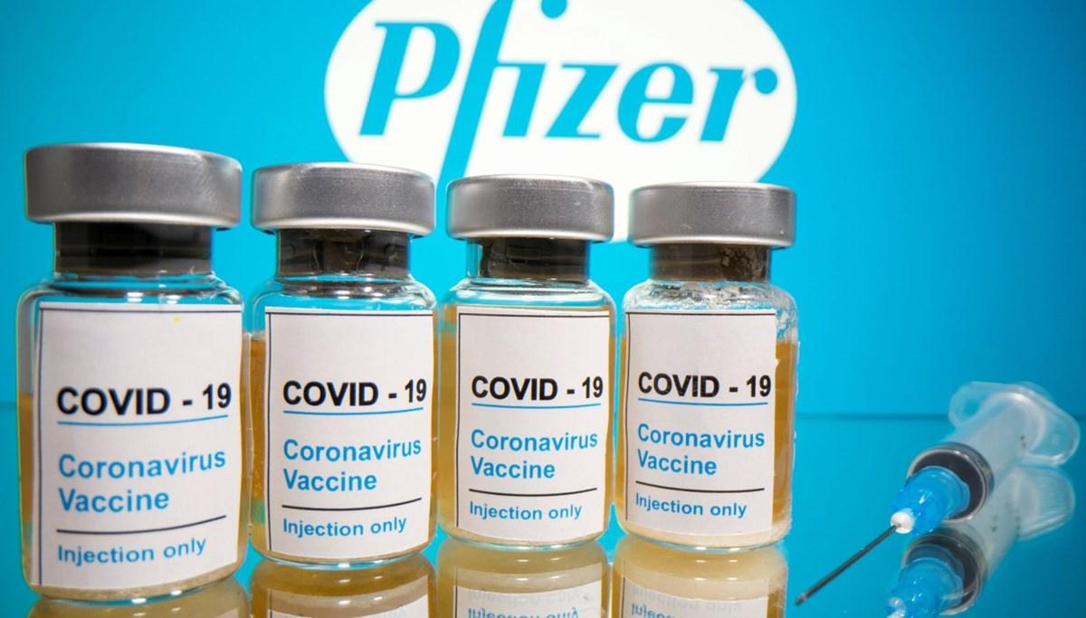 Pfizer ve BioNTech, ABD'nin 4 eyaletinde corona virüs aşısının dağıtımına başladı