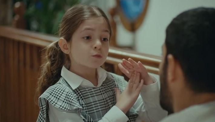 Sefirin Kızı'nda 'Küsmeye mola verme' sahnesi
