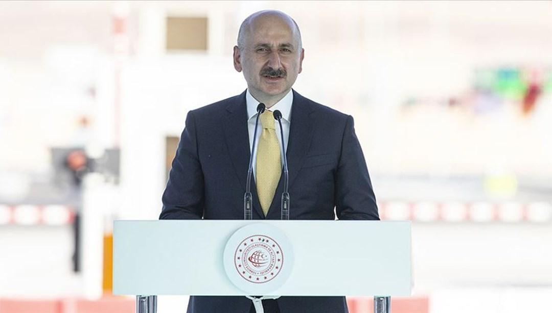 Bakan Karaismailoğlu: Havalimanı metro hatları gelecek yıl sonuna tamamlanacak thumbnail