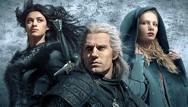 Netflix dizisi The Witcher'ın afişi yayınlandı