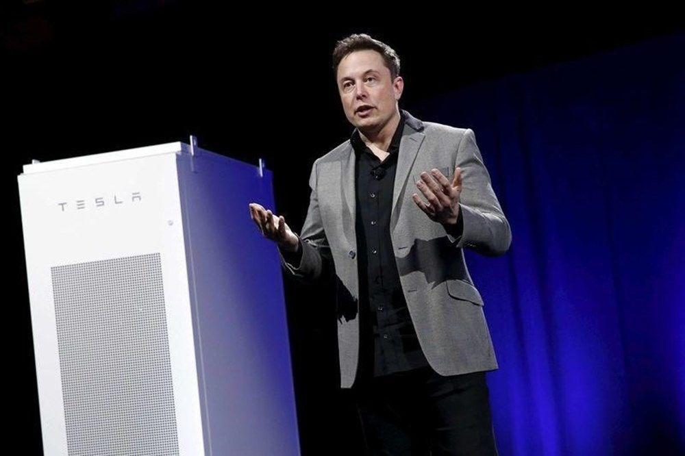 Elon Musk milyarderler listesinde ikinci sıraya yükseldi - 2