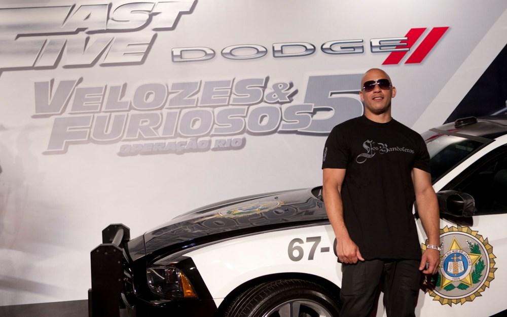 Vin Diesel'in oğlu Hızlı ve Öfkeli 9'da oynadı - 5