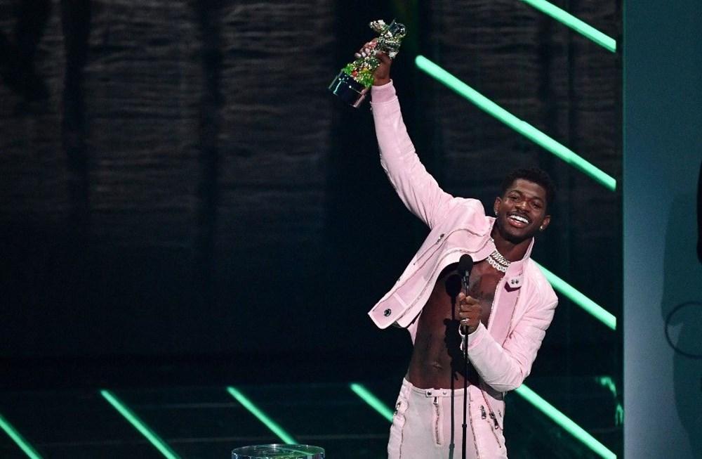 2021 MTV Video Müzik Ödülleri sahiplerini buldu - 2