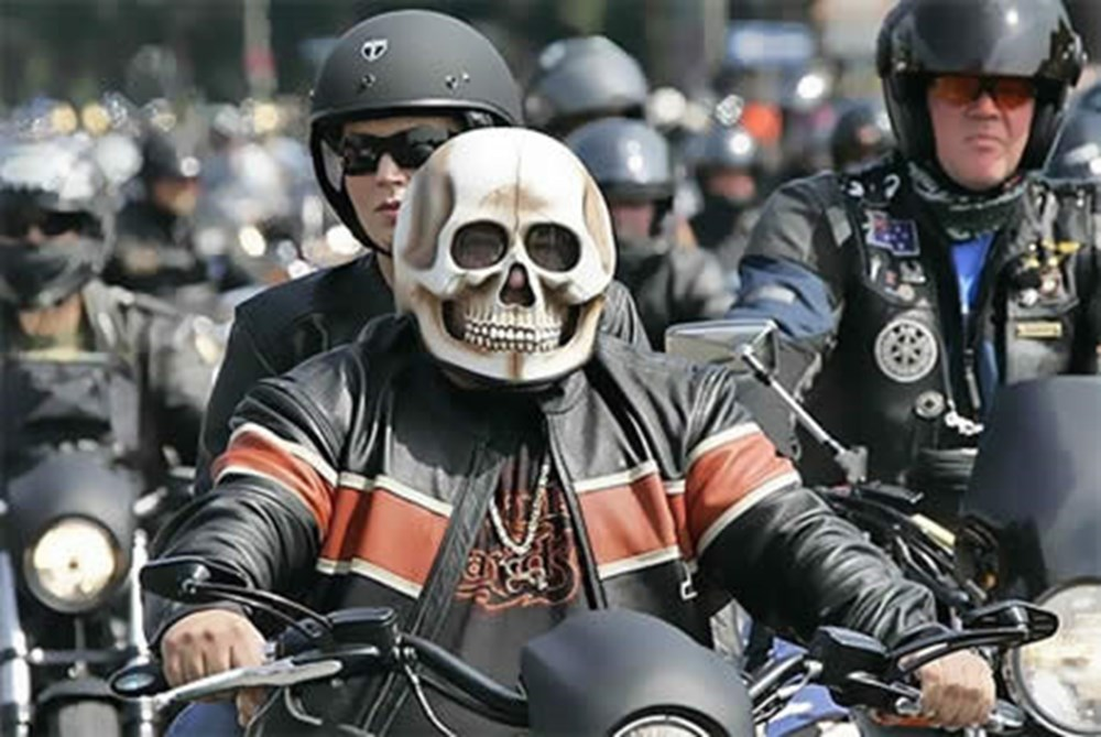 николаевич фото черепков байкеров поломки, завалы