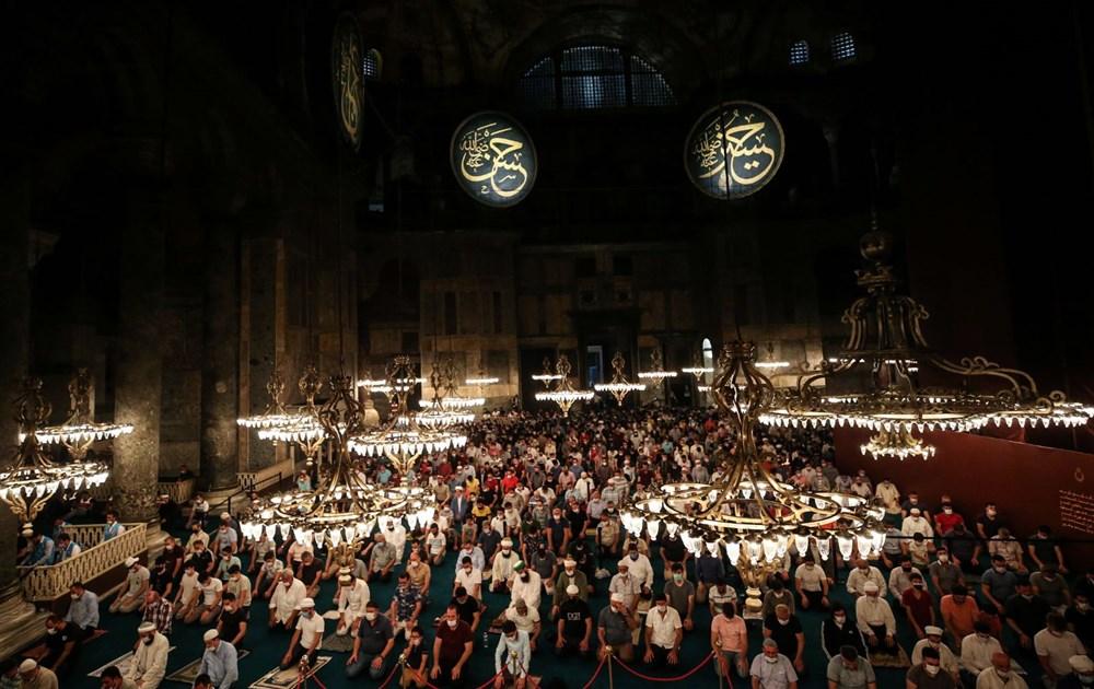 In Hagia Sophia, the crowd does not decrease - 10