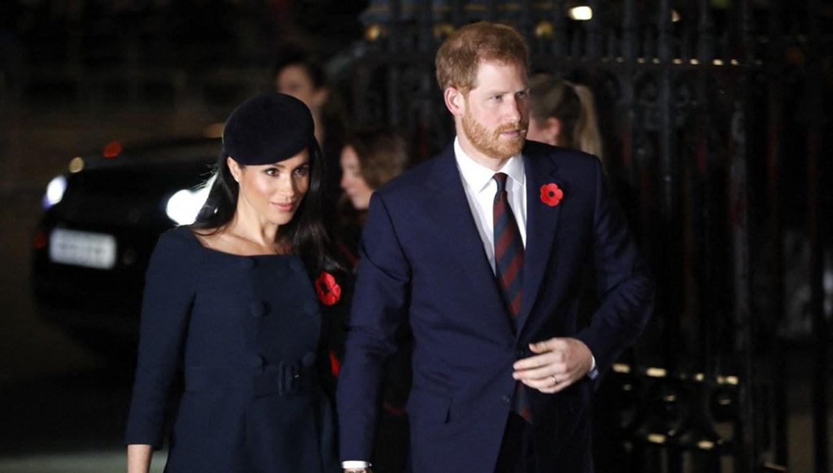 Prens Harry ve Meghan Markle Prens Philip için taziye mesajı yayınladı