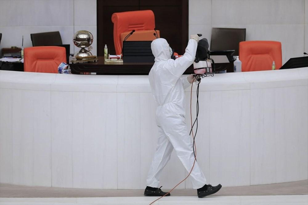 Meclis'te virüs paniği - 11