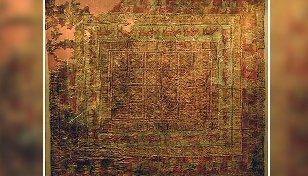 The secret of the 2,500-year-old Pazırık carpet is solved