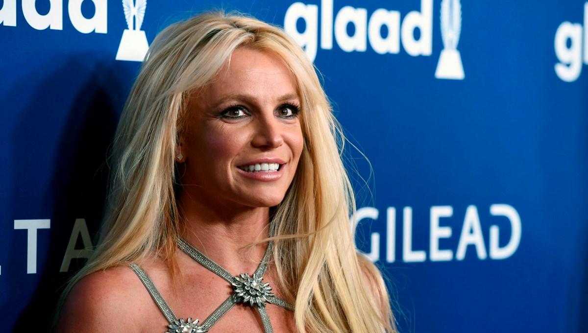 Britney Spears'tan duruşma öncesi mesaj: Isırmayı severim