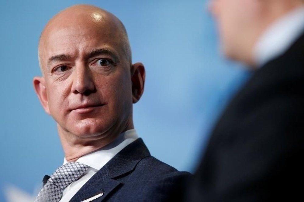 Jeff Bezos servetiyle rekor tazeledi - 3