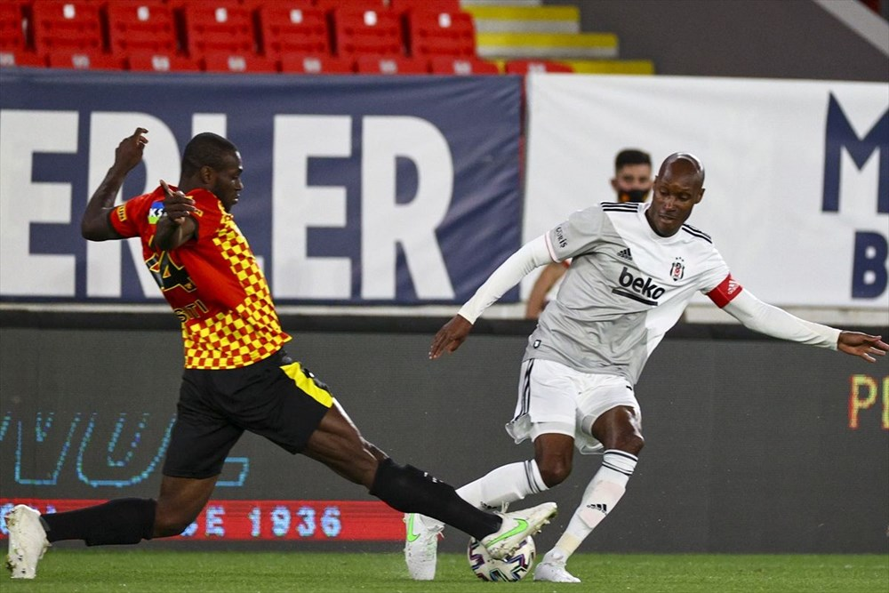 Süper Lig'in en uzun sezonunda şampiyon Beşiktaş (Nefes kesen final) - 5