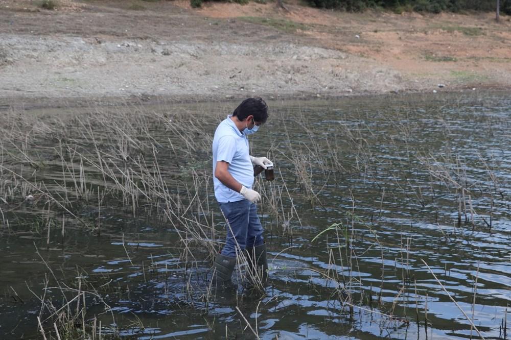 Alibeyköy Barajı'nda balık ölümleri: İnceleme başlatıldı - 8