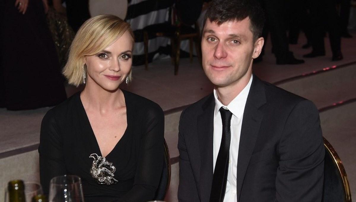 Christina Ricci'den yönetmen eşi James Heerdegen'a uzaklaştırma kararı