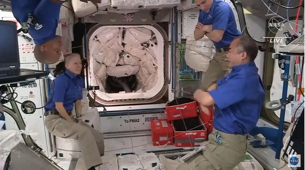 Uzay on yılın en kalabalık günlerini yaşıyor: SpaceX ile birlikte 11 astronot oldu - 6