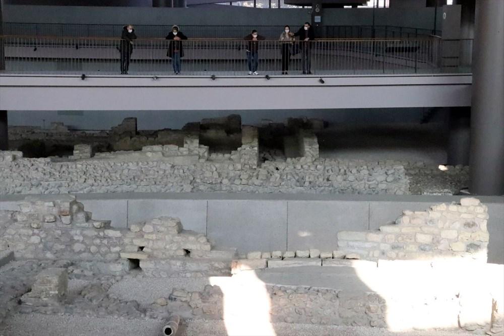 Hatay'da beş dönemin izlerini taşıyan Necmi Asfuroğlu Arkeoloji Müzesi ziyaretçilerini zaman yolculuğuna çıkarıyor - 4