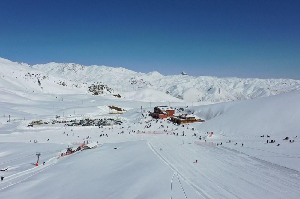Burası Alp Dağları değil, Hakkari Merga Bütan Kayak Merkezi - 20