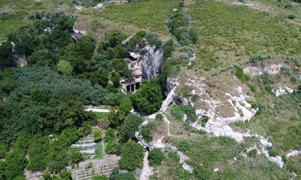 Antik dönemin mühendislik harikası: Bin esire yaptırılan 'Titus Tüneli'ne turist akını - 1