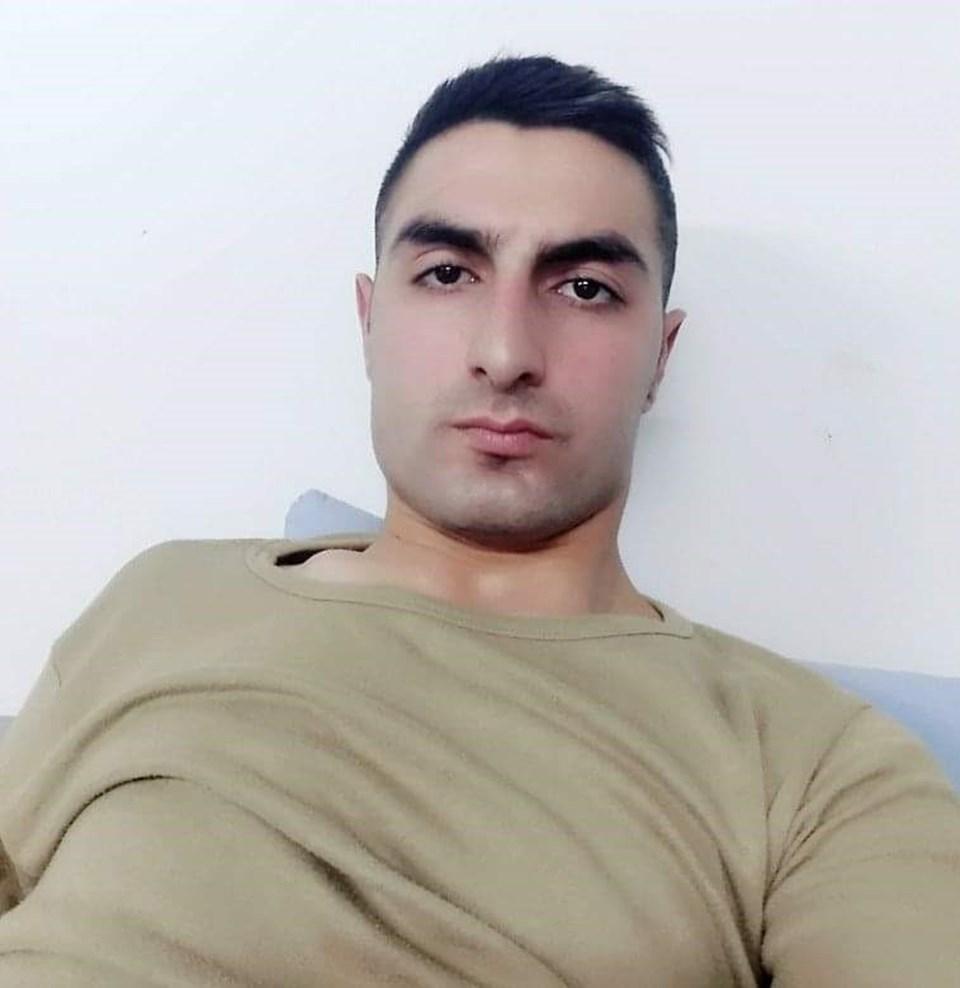 Öldürülen Emrah Arslanoğlu