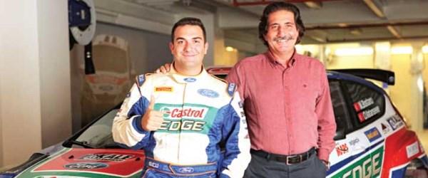 Baba-oğul Avrupa Şampiyonu ralliciler NTV'ye konuştu
