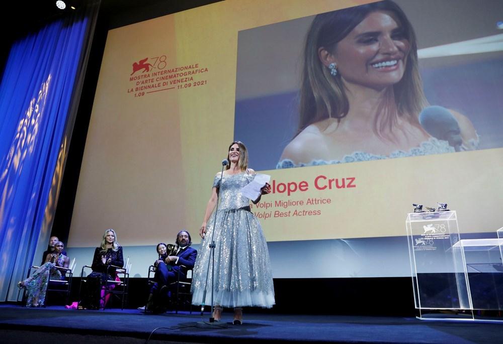 78. Venedik Film Festivali ödül gecesiyle sona erdi - 21