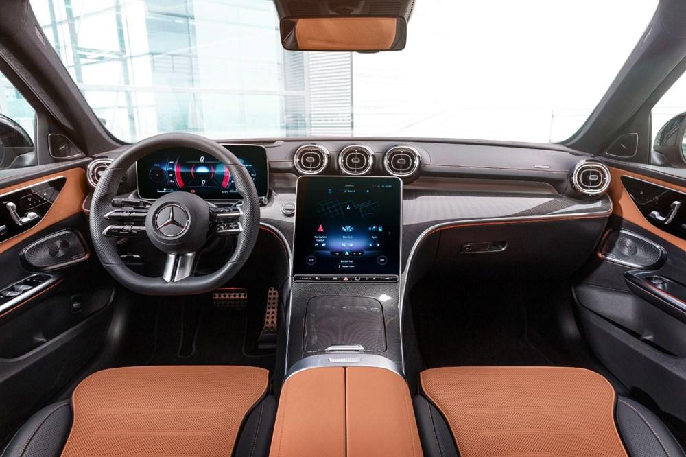 Yeni Mercedes-Benz C-Serisi tanıtıldı - 6