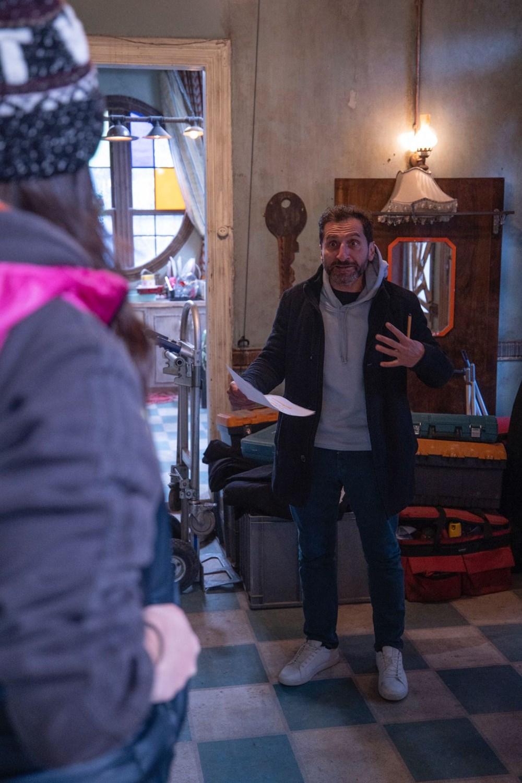 Ezel Akay'ın Osman Sekiz filminin çekim provaları başladı - 5