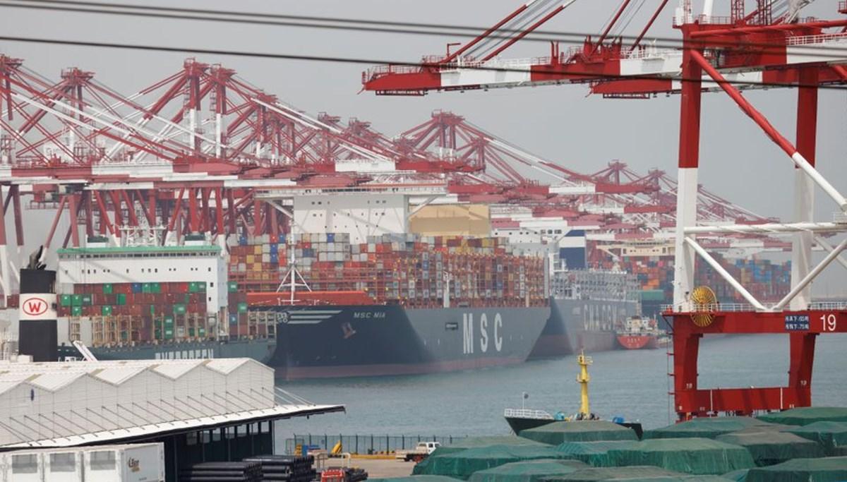 Küresel ticarette konteyner krizi sürüyor