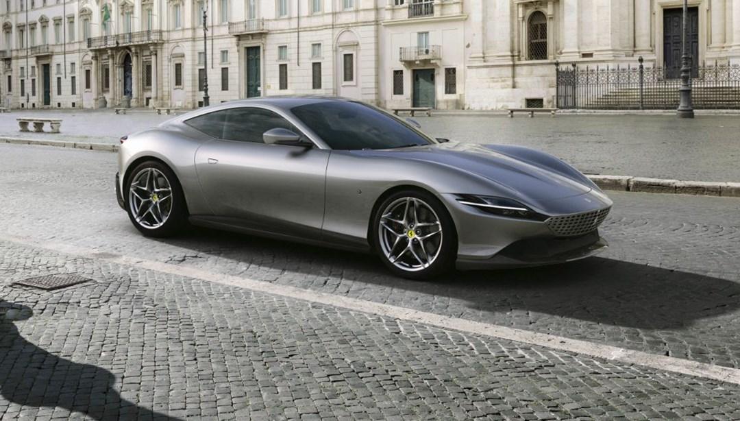 Ferrari Roma tanıtıldı (620 beygirlik)
