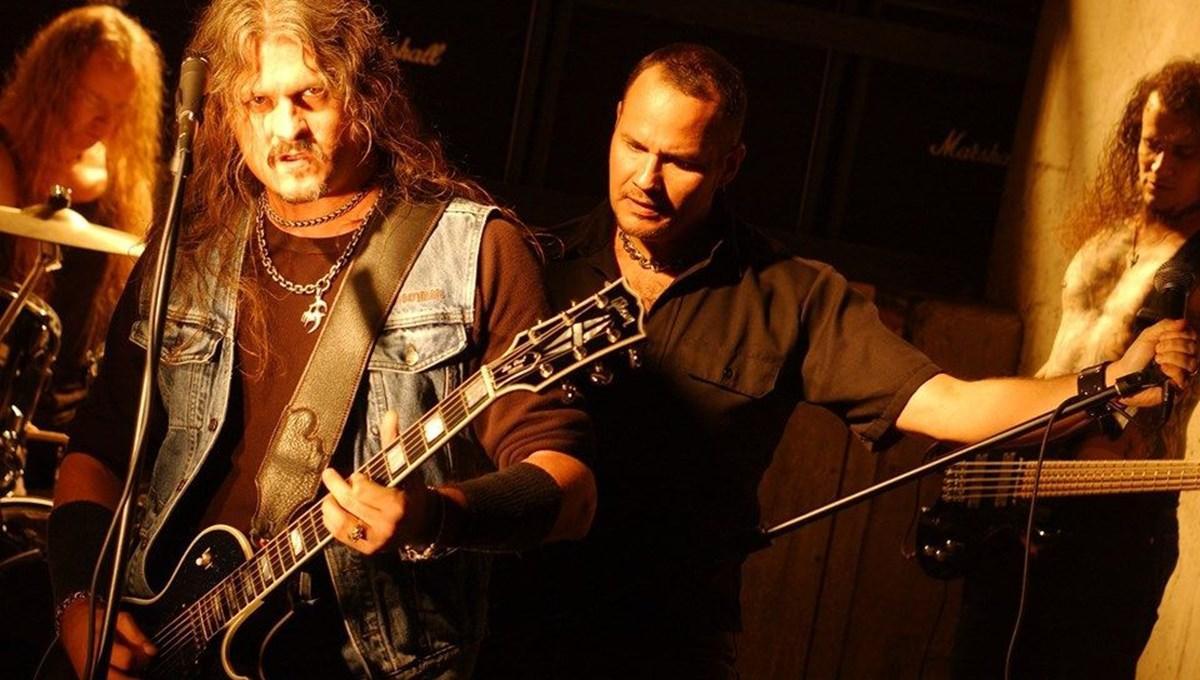 Parlamento baskınına katılan metal grubu üyesi Jon Schaffer teslim oldu