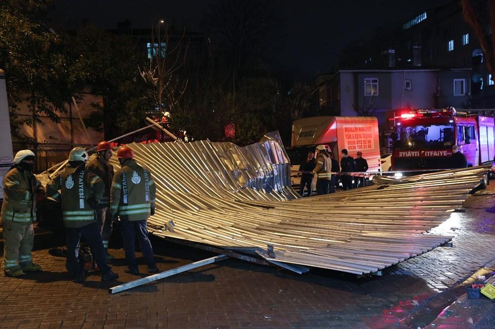 İstanbul'da fırtına etkili oluyor - 10