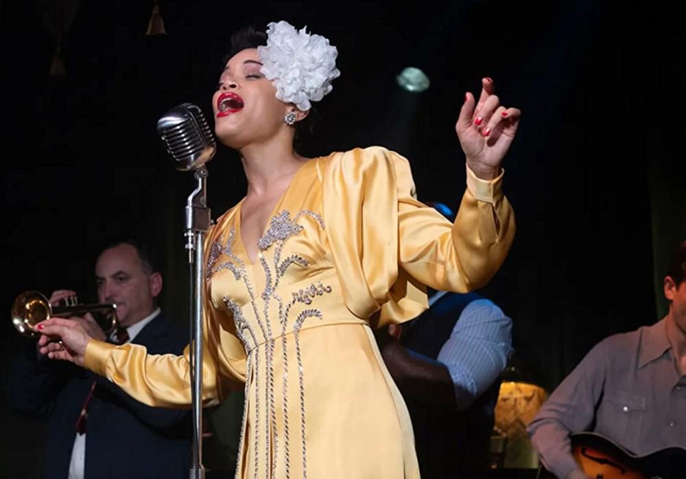 The United States vs. Billie Holiday filmine özel kostümler - 5