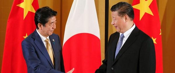 Çin ve Güney Kore liderleri G20 Zirvesi öncesi bir araya geldi