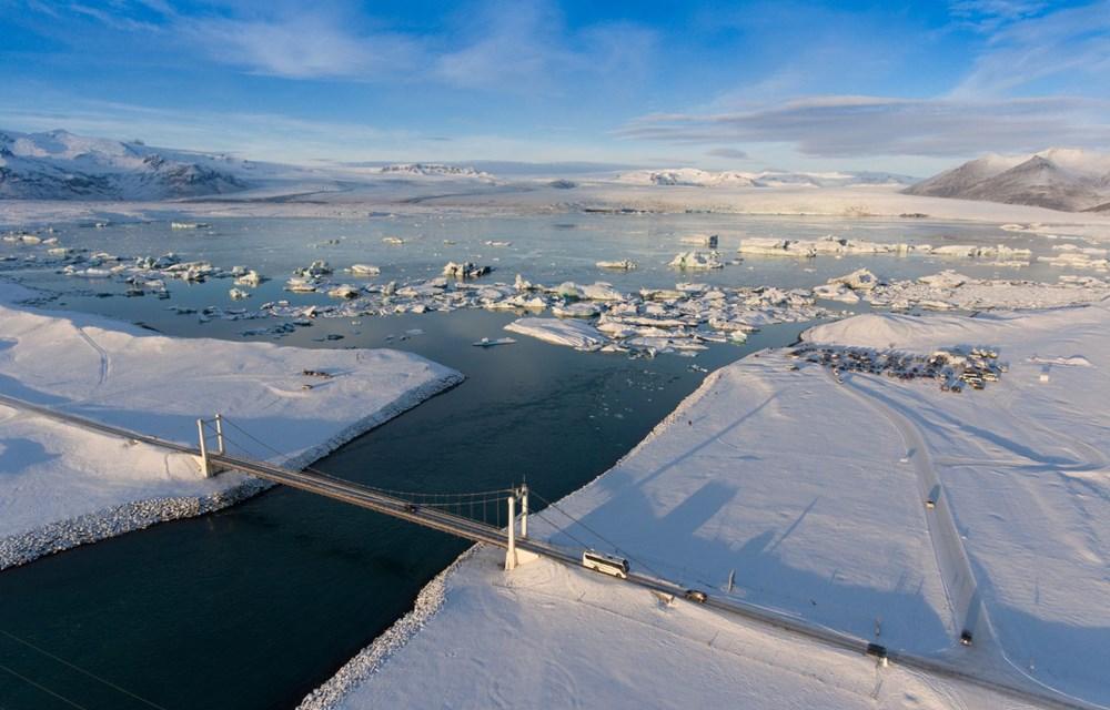 Arktik'teki büyük tehlike: Donmuş haldeki metan yatakları çözünmeye başladı - 8