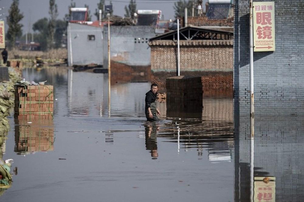 Çin'de sel felaketi: 15 can kaybı - 2