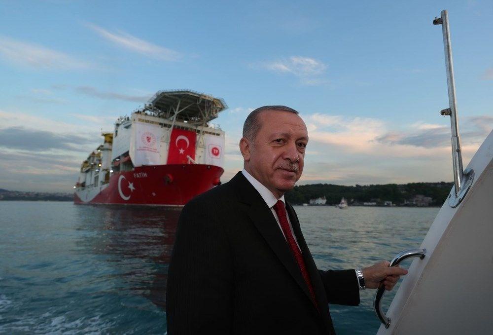 Karadeniz'de yeni rezerv: 135 milyar metreküp - 6