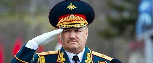 Rus general Suriye'de DAEŞ saldırısında öldürüldü