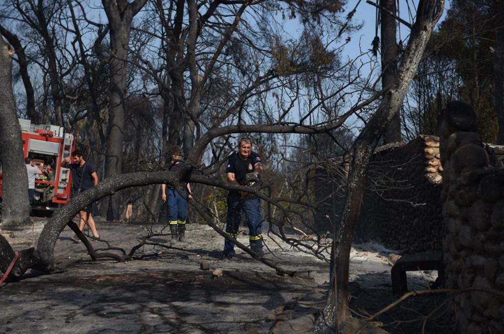 Akdeniz alev aldı: Yunanistan ve İtalya'da orman yangınları sürüyor - 4