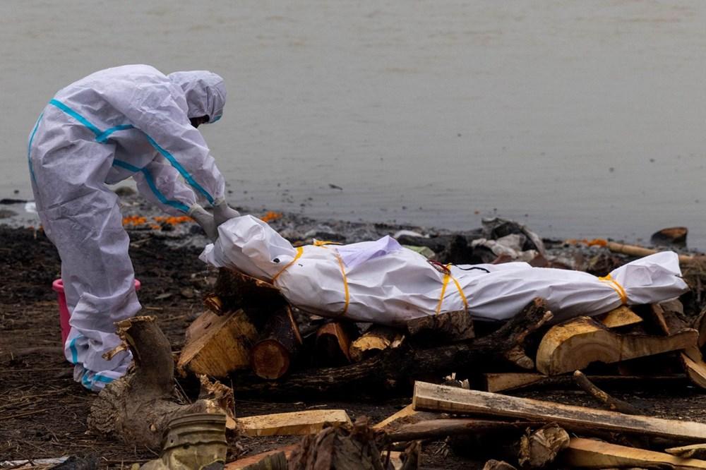 The Economist: Pandemi sırasında dünya çapında 7 ile 13 milyon ölüm meydana geldi - 7