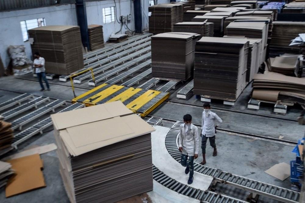 Hindistan'da Covid-19'a karşı karton yatak çözümü - 5