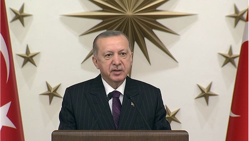 Cumhurbaşkanı Erdoğan: Doğal gaza yatırım 27 milyar lirayı buldu