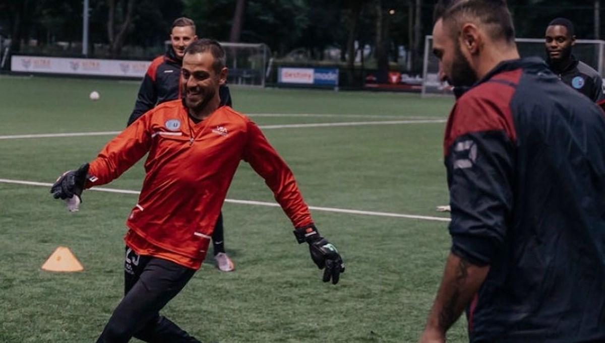 Erkan Kolçak Köstendil Hollanda'ya transfer oldu: Amsterdam Gençlerbirliği