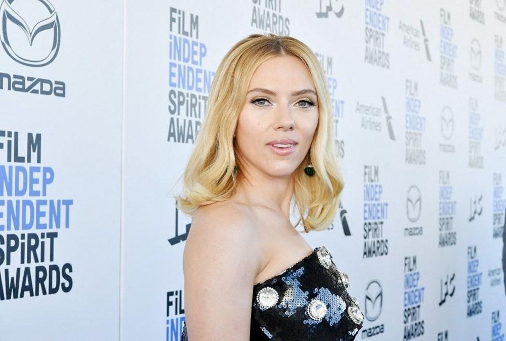 Scarlett Johansson Altın Küre'ye savaş açtı - 4